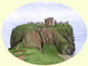 Click for larger image of Dunnattar Castle, Scotland